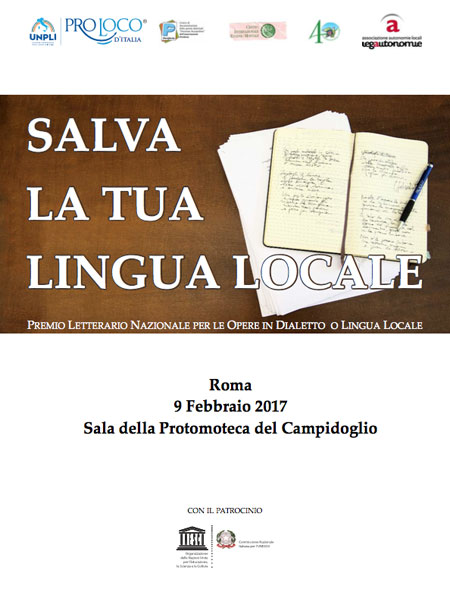 Poesie Di Natale In Dialetto Siciliano.Unpli Molise News